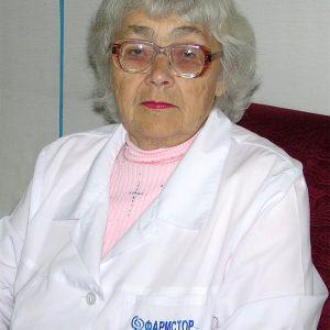 Овчаренко Зоя Кузьминична